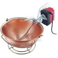 Botta Cuoca Automatica paiolo rame 30 cm 6 litri 24 Watt