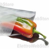 Buste e sacchetti sottovuoto per uso alimentare