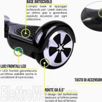 iBike BALBOARD ZERO hoverboard scooter elettrico 6,5