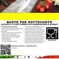 Buste e sacchetti sottovuoto goffrati universali per alimenti ROYAL PACK