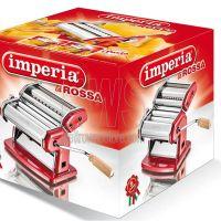 Imperia iPasta La Rossa macchina sfogliatrice per pasta manuale