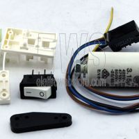 Kit Componenti Elettrici Sfogliatrice Restaurant Elettrica Imperia 022 KRMN-A02