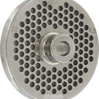 REBER piastra in acciaio tipo INOX per tritacarne elettrico n. 22 REB4715A