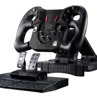 XTREME Volante con pedaliera ufficiale Sony PS4 WH4-3201V