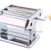 Imperia Titania macchina pasta manuale 190 sfogliatrice tagliatelle fettuccine