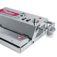 REBER Professional 40 Macchina sottovuoto inox filtro protezione liquidi 9714NF