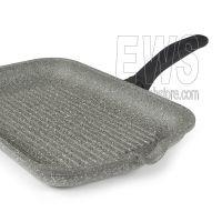 Flonal Monolite grill rettangolare 1 manico cm.36x26