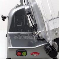 REBER affettatrice elettrica lama 300 mm motore 180 Watt TF30