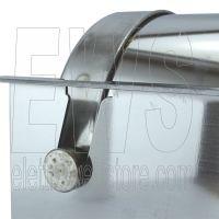 REBER insaccatrice 2 velocità con scocca INOX