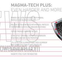 Magma-Tech Flonal Pura induzione induction