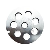 REBER piastra acciaio inox per tritacarne elettrico n.5 4017A