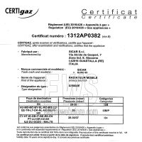 Sicar Stufa Catalitica GPL EURO80 2500 Watt