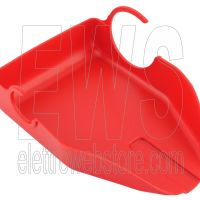 REBER scivolo in plastica moplen per spremipomodoro