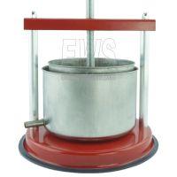 TORCHIETTO GRANDE premitutto in acciaio 5 litri CDF1049