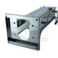 REBER insaccatrice kg. 8 verticale inox a 2 velocità 8971V