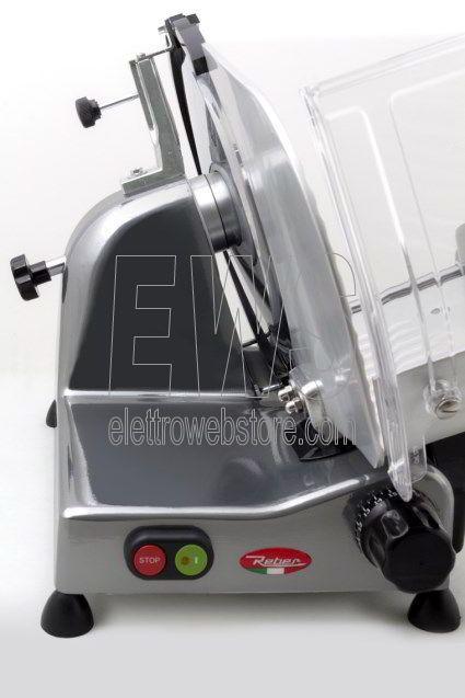 REBER affettatrice elettrica lama 220 mm motore 140 Watt TA22