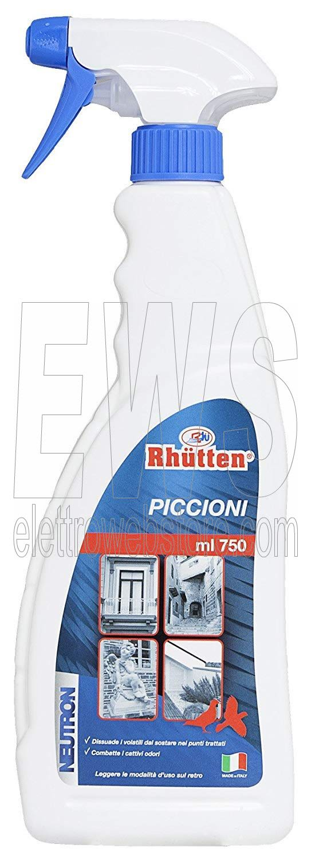 Disabituante piccioni Rhutten 750 ml