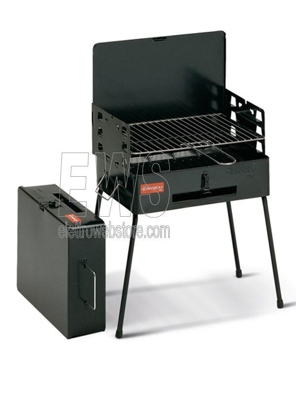 FERRABOLI PIC NIC Barbecue a carbonella