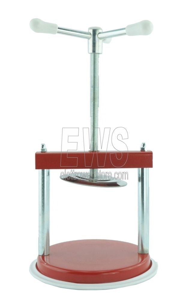 Torchietto grande premitutto per alimenti in acciaio 5 litri CDF1049