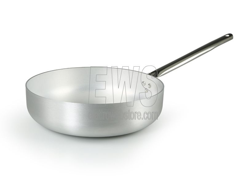 Flonal Pura induzione tegame alluminio professionale 1 manico inox