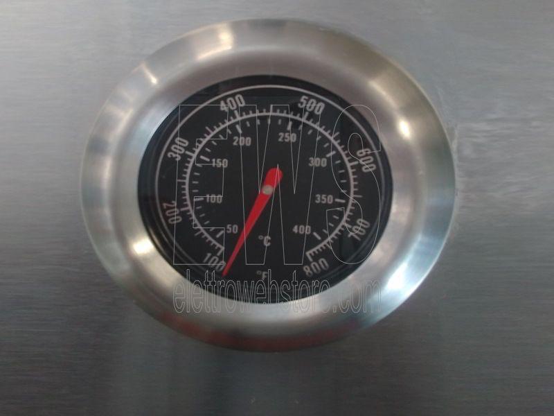Ferraboli barbecue a gas Top Inox GPL acciaio 3+1 fuochi