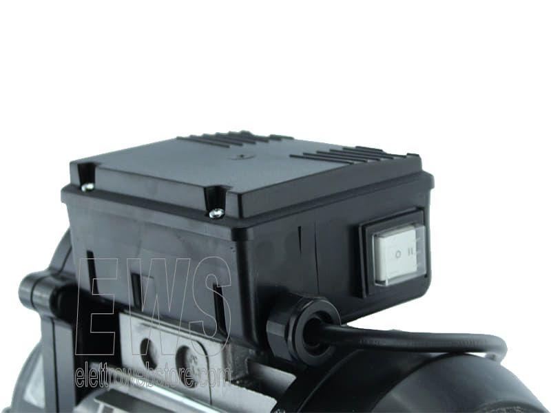 Reber motoriduttore HP 0.40 motore 500 Watt 9601N
