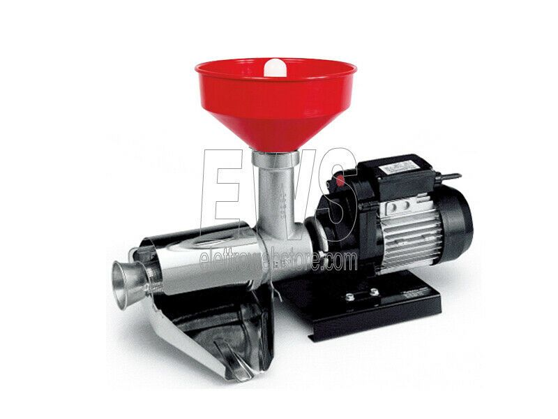 Reber Spremipomodoro elettrico n.5 HP 0.80 600 Watt 9000NIP
