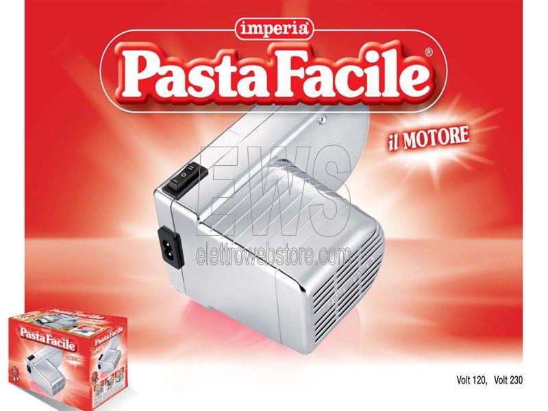 Imperia Pasta Facile motore per macchina della pasta