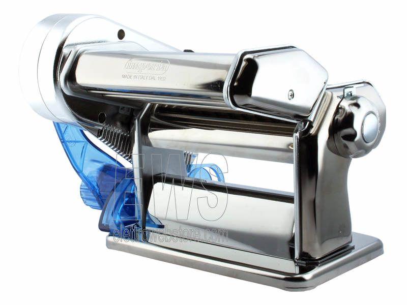 Electric Imperia iPasta macchina pasta manuale con motore 650
