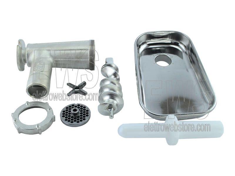 REBER tritacarne n.12 elettrico 500 W HP 0,40 9501N
