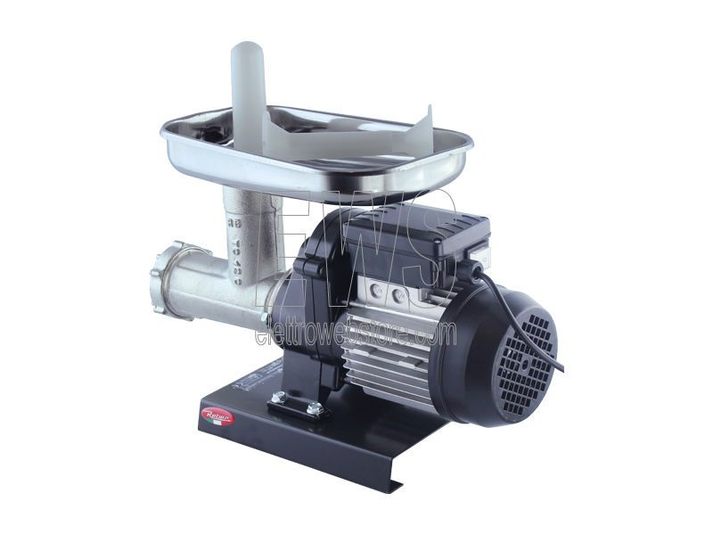 Reber tritacarne elettrico n.12 9501N motore 500 Watt 0,40 HP