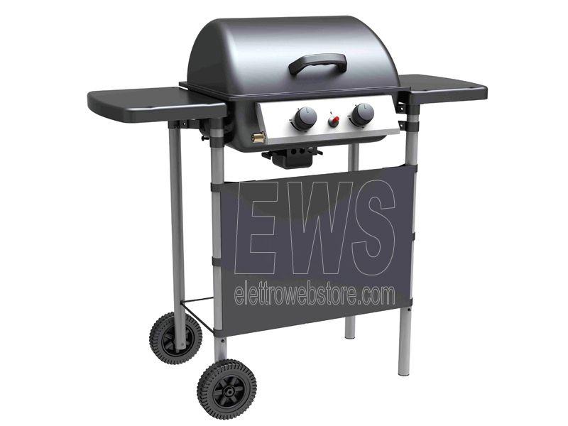 Ferraboli barbecue a gas 2 fuochi 078