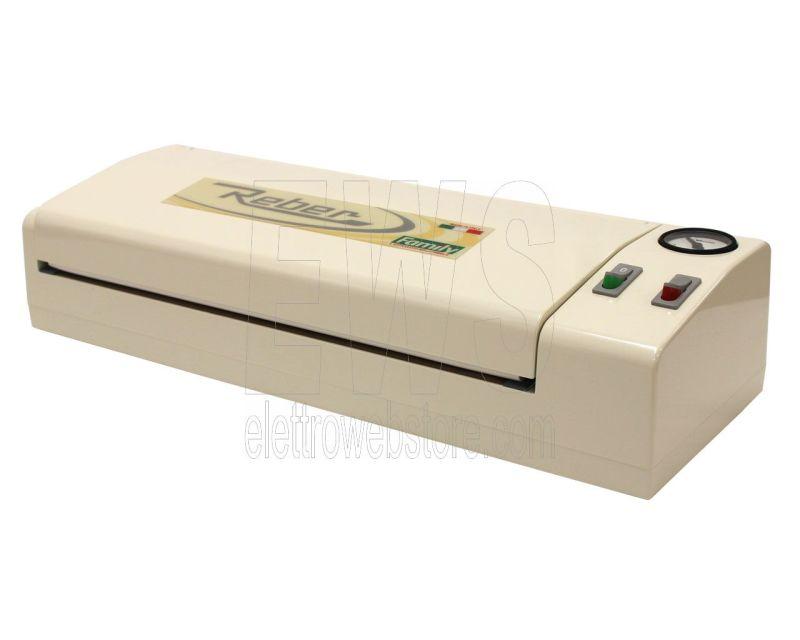 REBER FAMILY macchina sottovuoto automatica 9700N
