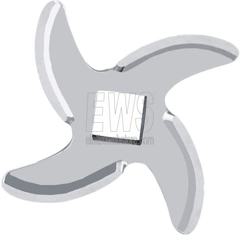 REBER coltello INOX per tritacarne elettrico