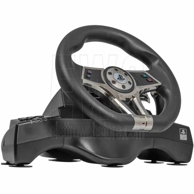 XTREME Volante con pedaliera HURRICANE WH-3103V