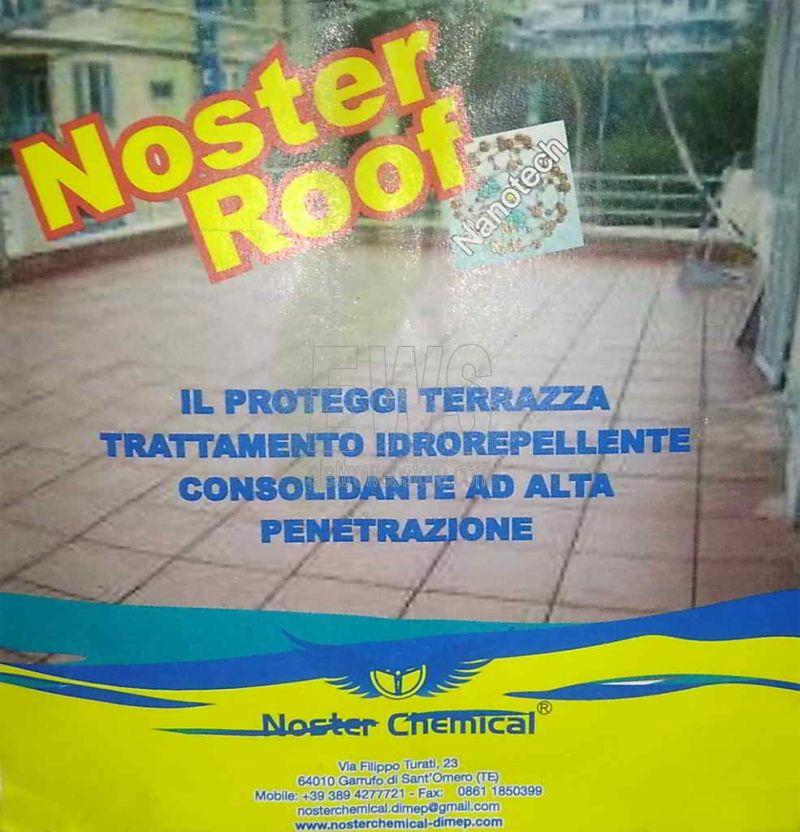 NOSTER ROOF protettivo terrazzo balcone tetto tipo Salvaterrazza