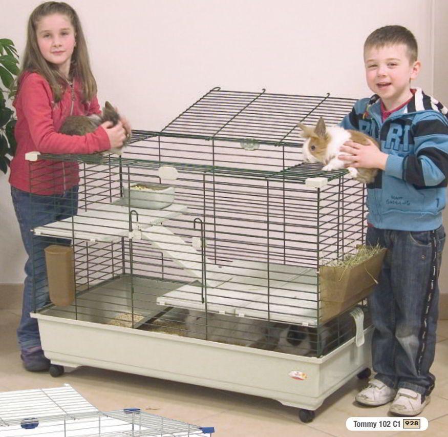 MARCHIORO gabbia per animali TOMMY 102 C1