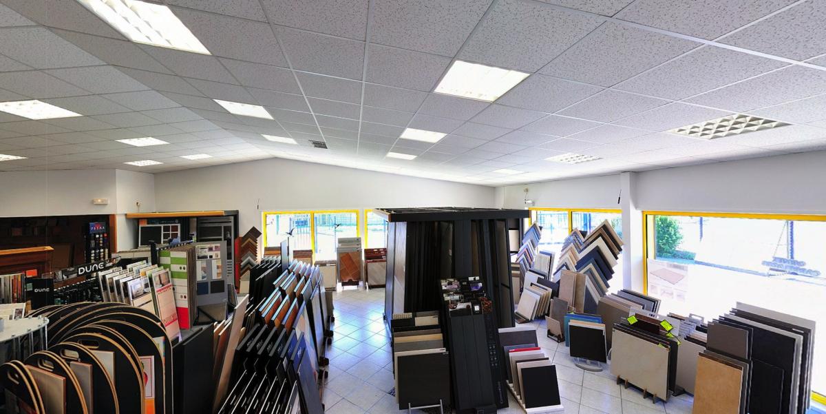 showroom de Ornex Carrelages
