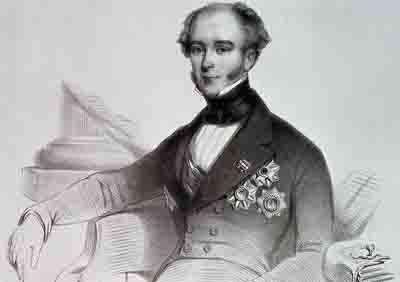 Siapa Gubernur Jenderal Hindia-Belanda J.J. Rochussen