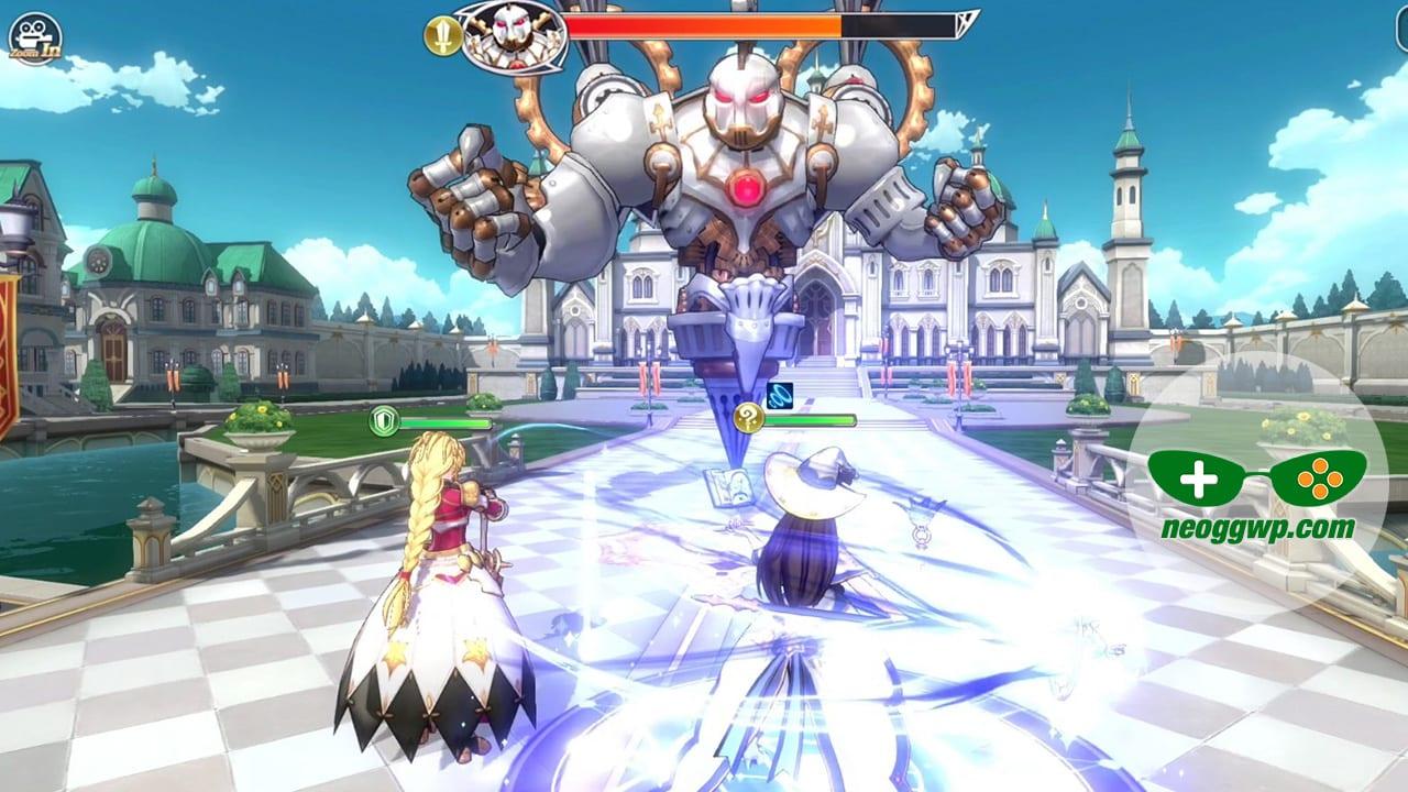 RPG Game Goddess of Genesis Sudah Tersedia di Google Play