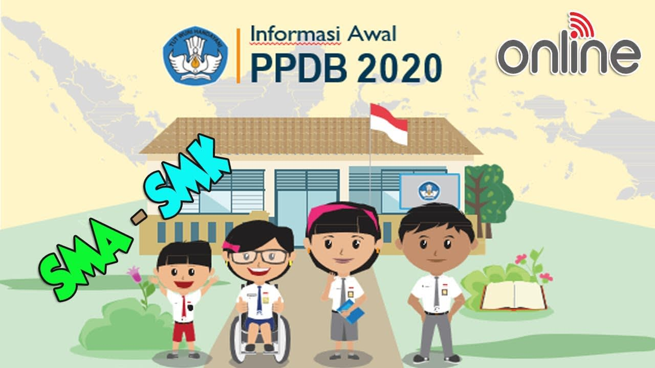 Diknas Provinsi Buka Jalur Pendaftaran Penerimaan Peserta Didik Baru Online