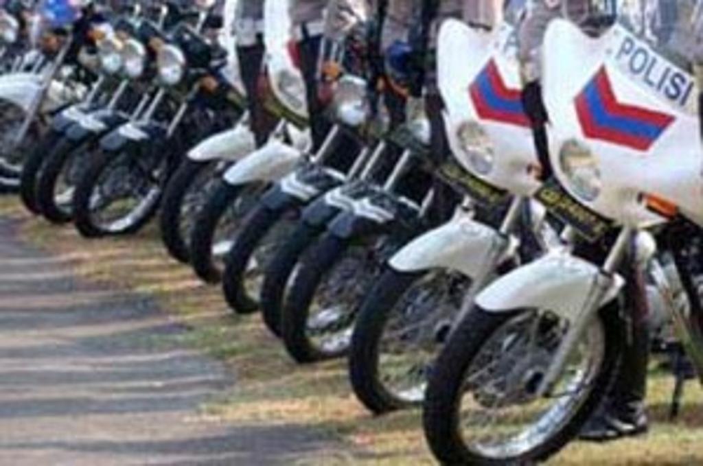 Peran Satlantas Polda Kalteng dalam Operasi Ketupat 2011