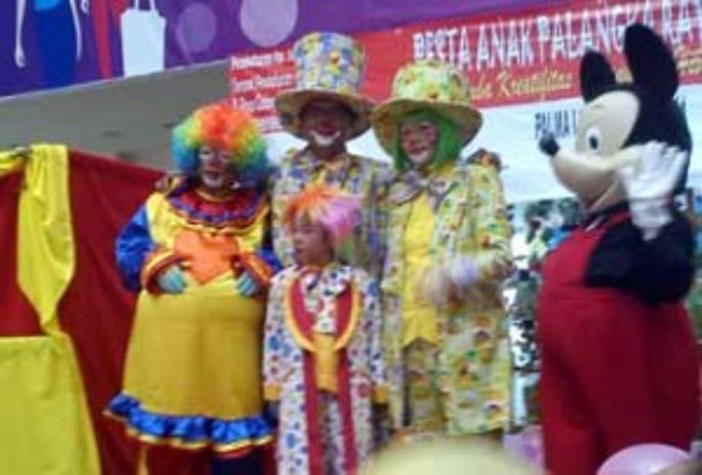 Pesta Anak Palangka Raya 2011 di Palma
