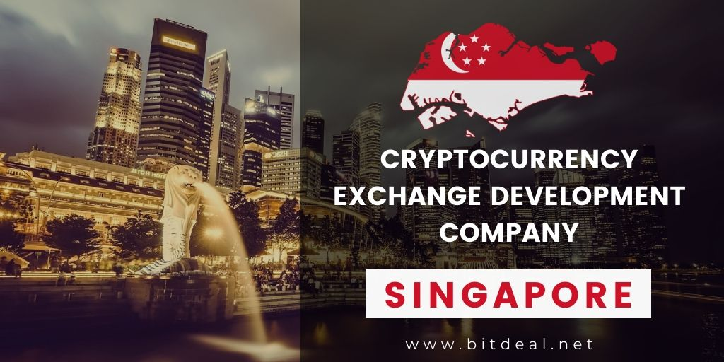 Cryptocurrency Exchange Development Company In Singapore