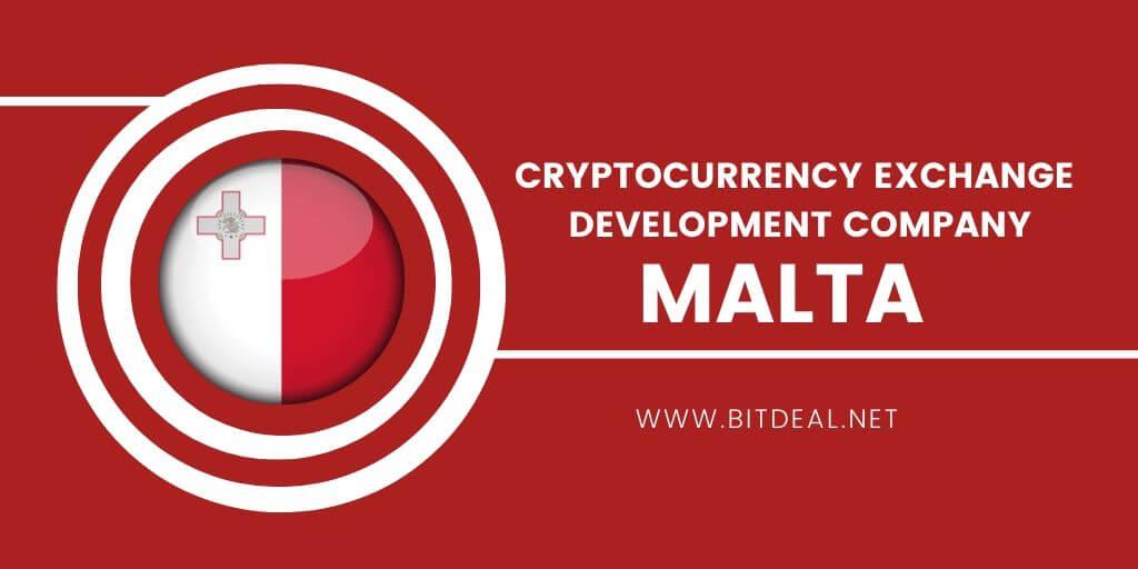 Cryptocurrency Exchange Development Company In Malta