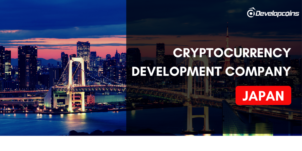 Cryptocurrency Development Company in Japan