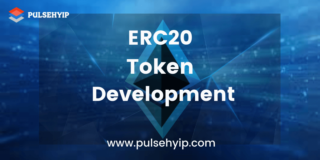 ERC20 Token Development Company