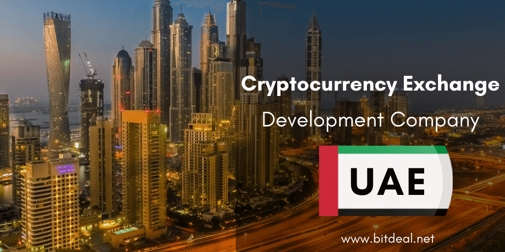 Cryptocurrency Exchange Development Company in Dubai, UAE