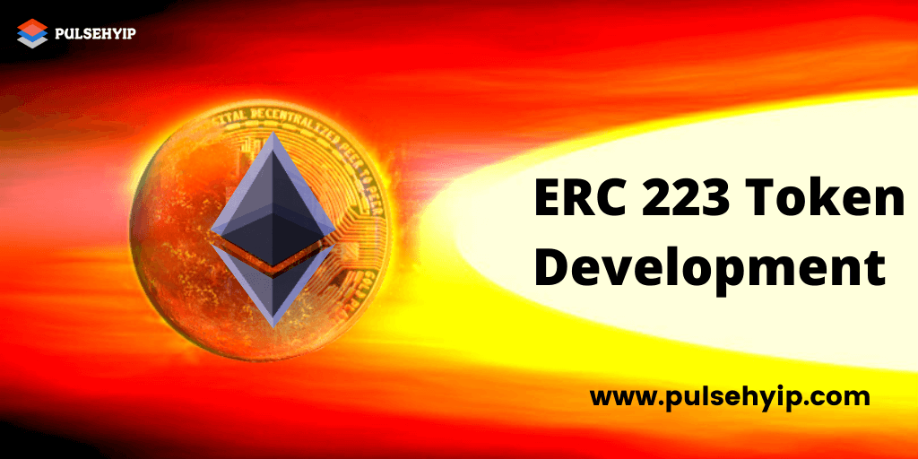 ERC223 Token Development Company