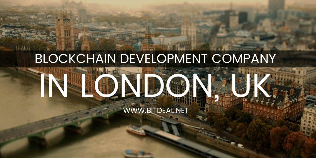 Blockchain Development Company In London, UK